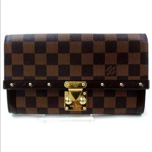SOLD ❌Louis Vuitton Long Wallet Portefeiulle